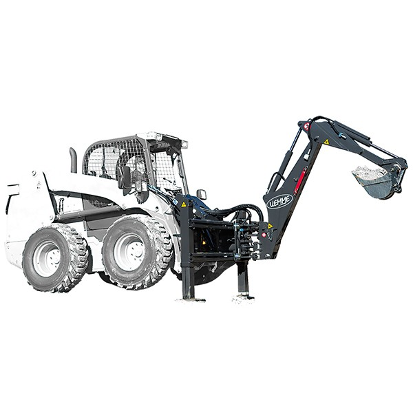 Industrial Backhoe
