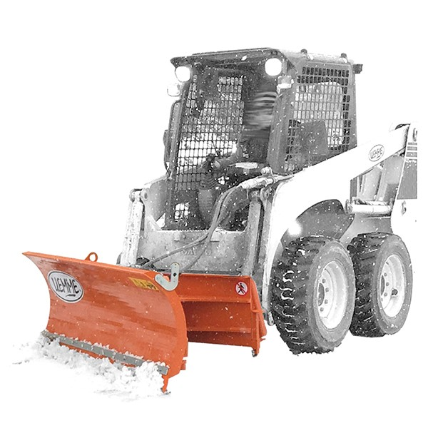 Self-levelling Snow Blade LS