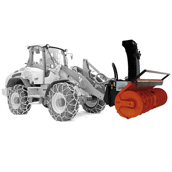Snow Blower Yeti HD - Top Quality Snow Blowers for Sale | Uemme