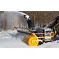 backhoe snow blower
