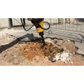 auger torque log splitter