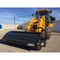 smooth compacting roller